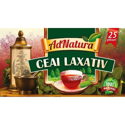 Ceai Laxativ 25dz Adserv