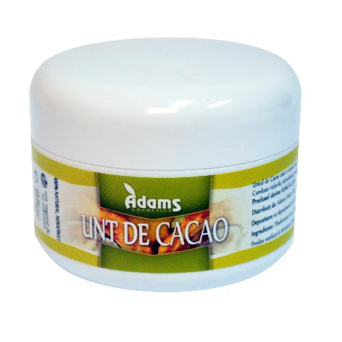 Unt de Cacao Bio (din cultura ecologica) 65gr