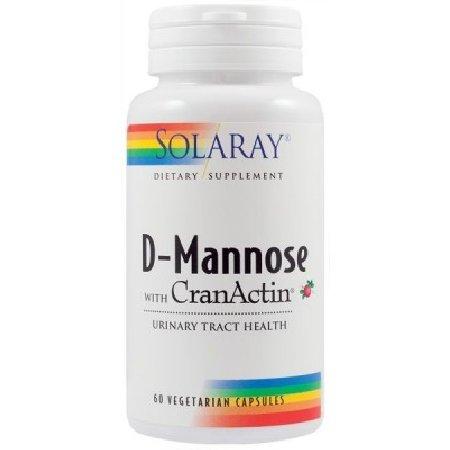 D-Mannose Cranactin Secom 60cps