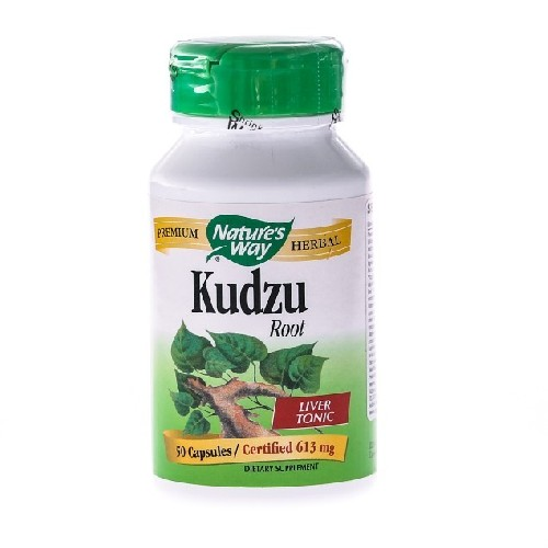 Kudzu Root 613mg 50cps Secom