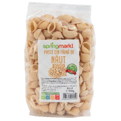Scoici din Faina de Naut (fara gluten) 250gr