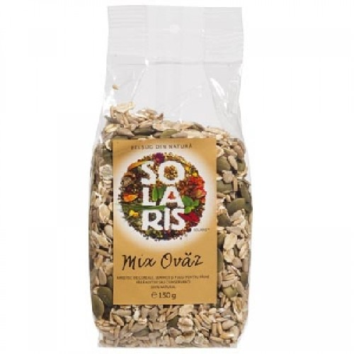 Mix Ovaz 150g Solaris