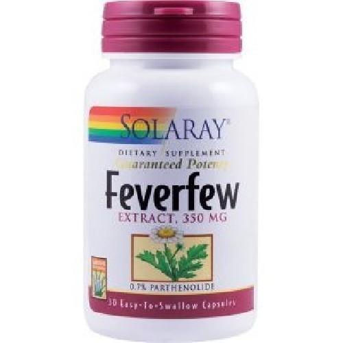 Feverfew (spilcuta) 350mg 30cps Secom