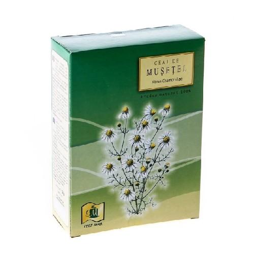 Ceai de Musetel 50gr Stefmar