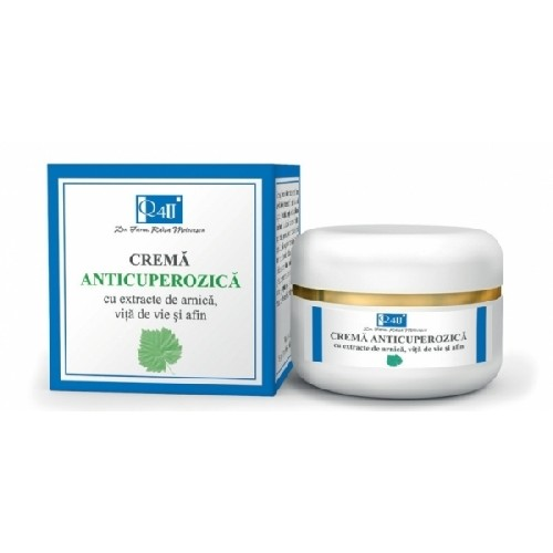 Crema Anticuperozica 50ml Tis Farmaceutic