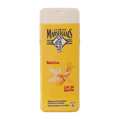 Gel de Dus cu Lapte de Vanilie 400ml Le Petit Marseillais