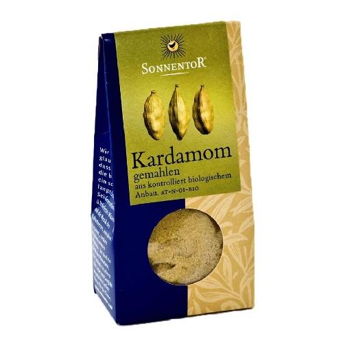 Cardamon Macinat Eco 35gr Sonnentor