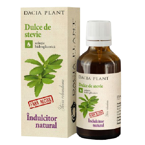 Dulce de Stevie 50ml Dacia Plant