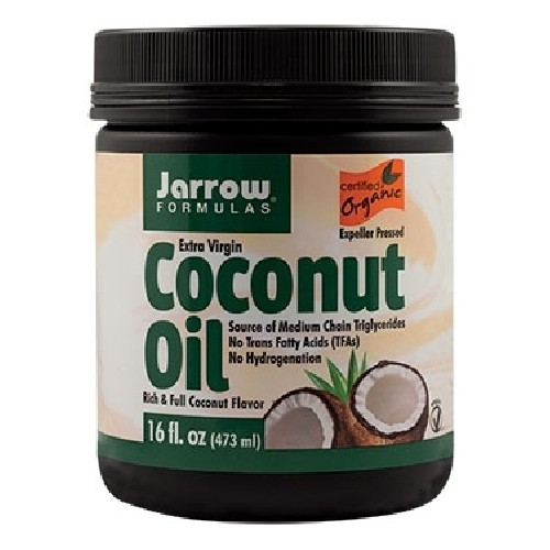 Coconut Oil Extra Virgin 473ml Secom
