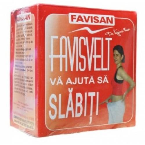 Ceai Favisvelt 50gr Favisan