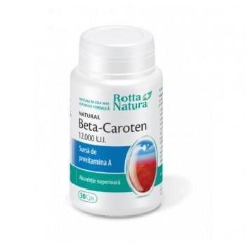 Beta-caroten 30cps Rotta Natura