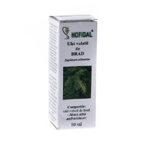 Ulei volatil Brad 10ml Hofigal