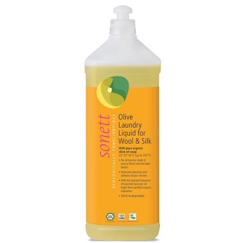 Detergent Ecologic Lichid Pentru Lana Si Matase 1l