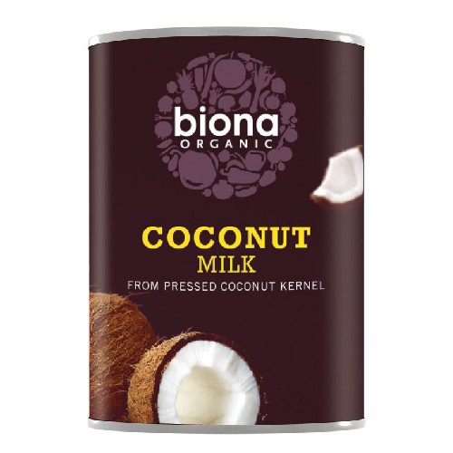 Lapte E Cocos Bio 400ml Biona