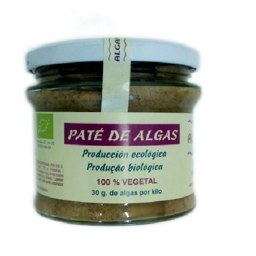 Pate Vegetal cu Alge Marine Bio 200gr Algamar