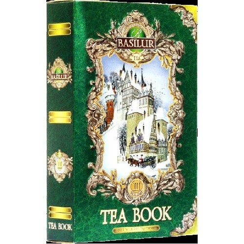 Tea Book Vol.III 100gr Basilur