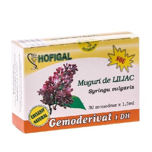 Gemoderivat Liliac 30monodoze Hofigal