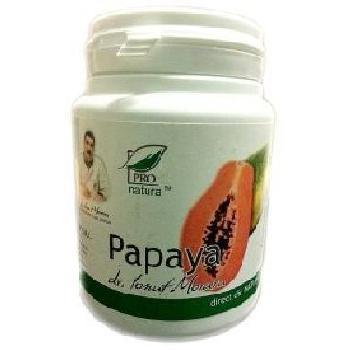 Papaya 30cps Pro Natura