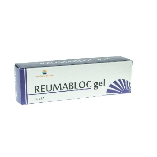 Reumabloc Gel 50gr SunWave