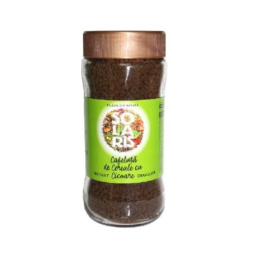 Cafea de Cereale cu Cicoare (granule) 100gr Solaris
