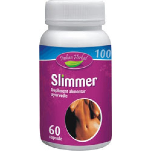 Slimmer 60cps Indian Herbal