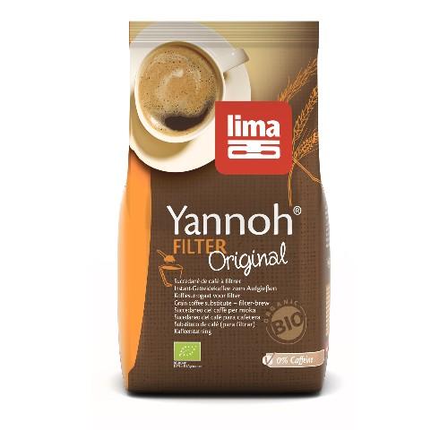 Cafea Din Cereale Yannoh Original (filtru) 500gr Lima