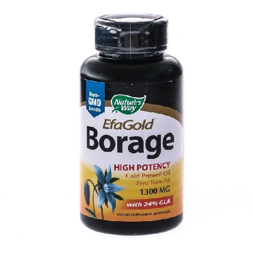 Borage 1300mg 60cps Secom
