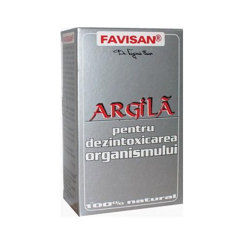 Argila Natural Granule 100gr Favisan