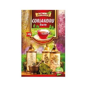 Ceai Coriandru Fructe 50gr Adserv