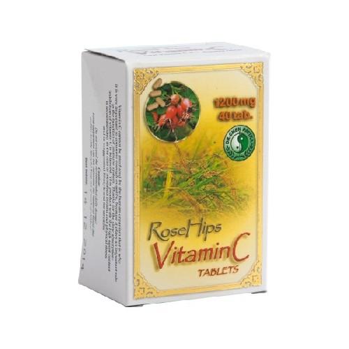 Vitamina C + Macese 40tab Dr.Chen