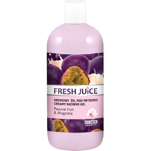 Gel de Dus Vitamin Complex cu Fructul Pasiunii si Magnolia 500ml