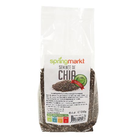 Seminte de Chia 250gr Springmarkt