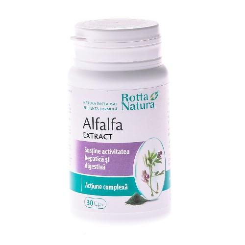 Alfalfa 30tab Rotta Natura