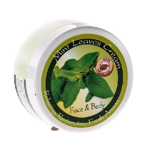 Crema de Fata & Corp Mint Leaves 150ml Herbagen