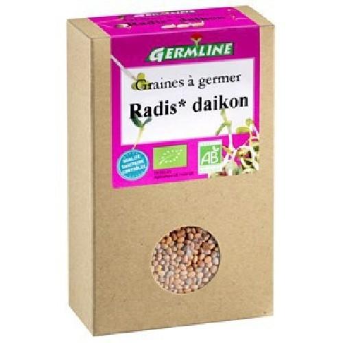 Ridiche Alba (daikon) Pentru Germinat Bio 100gr Ge