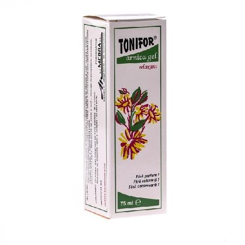 Tonifor Arnica Gel-Crema 75ml Mebra