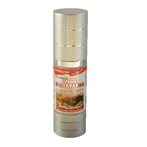 Crema Hidratanta cu Venin de Vipera 30ml Favisan