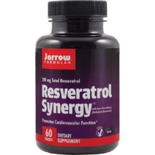 Resveratrol Synergy 200mg 60cpr Secom