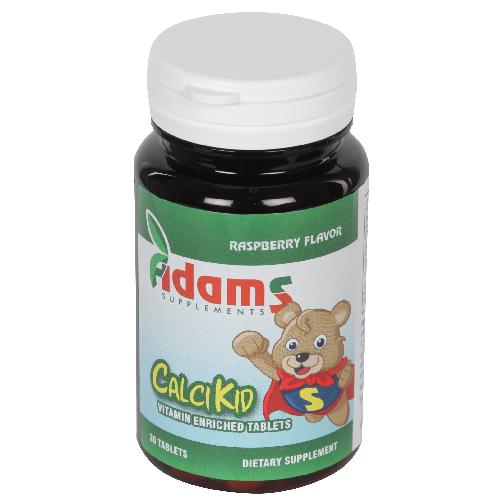 CalciKid 30tablete masticabile