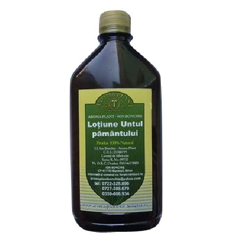 Lotiune Untul Pamantului 500ml Aroma Plant