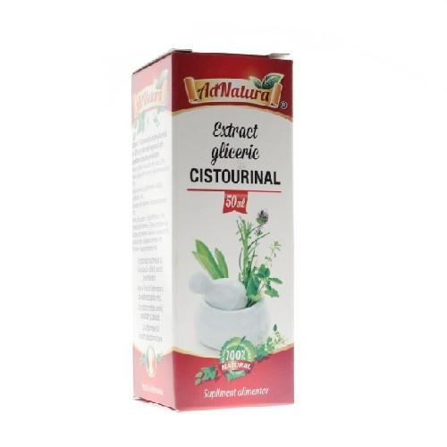 Extract Gliceric Cistourinal 50ml Adnatura