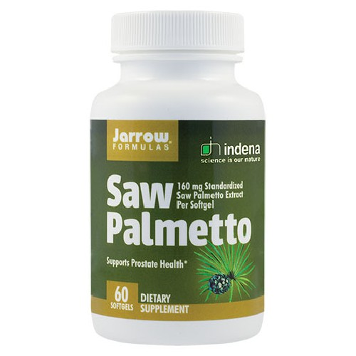 Saw Palmetto 160mg 60cps Secom