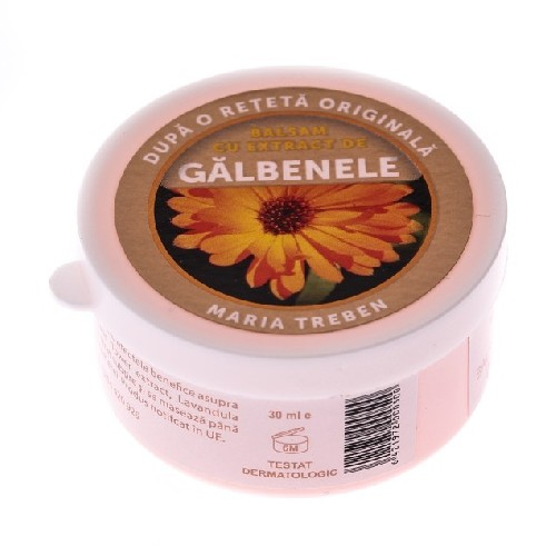 Balsam Galbenele 30ml Transvital