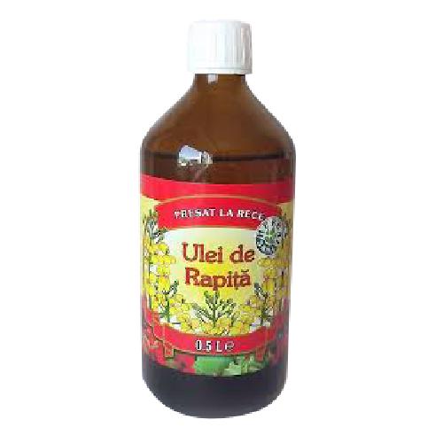 Ulei din Seminte de Rapita 0,5l Herbavit