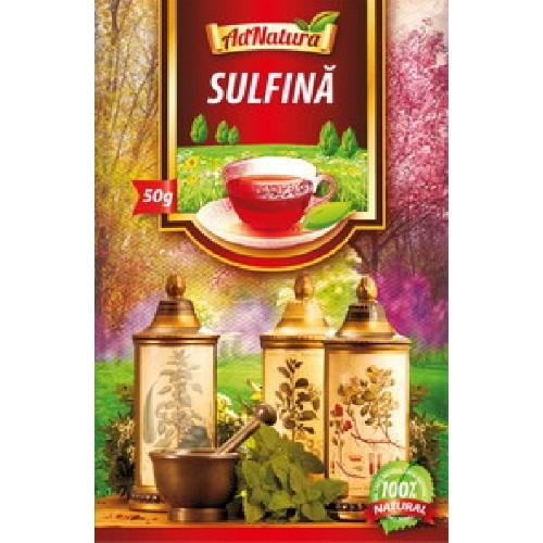 Ceai Sulfina 50gr Adserv