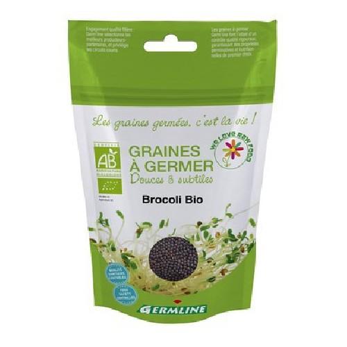 Seminte de Broccoli pentru Germinat Bio 150gr Germline