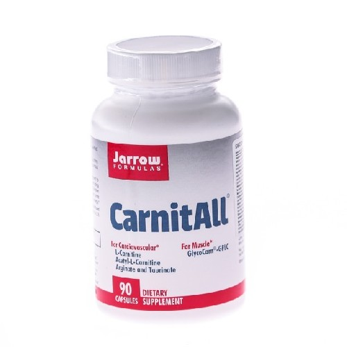 CarnitAll 600+ 90cps Secom