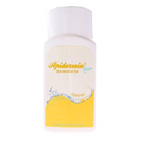 Apidermin Lejer  Lapte Demachiant 150ml Complex Apicol