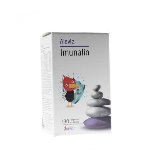 Imunalin Junior 30cpr masticabile Alevia