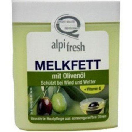 Crema Melkfet cu Ulei de Masline+Vitamina E 250ml Alpi Fresh